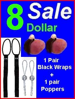 $8.00 Wrap Sale